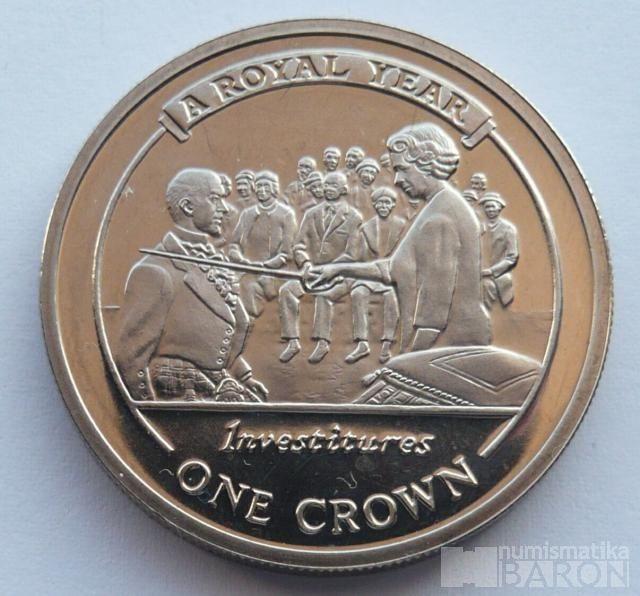 Gibraltar 1 Cronen Investitures 2005