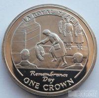 Gibraltar 1 Cronen Rembrance Day 2005