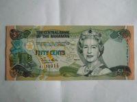 1/2 Dollar, Bahamy, 2004