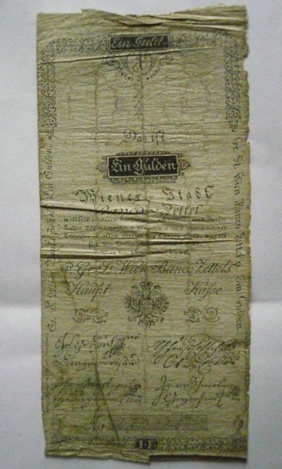 1 Gulden, Rakousko, 1800