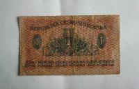 1 Kč, ČSR, 1919, č.056