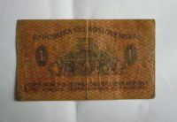 1 Kč, ČSR, 1919, č.196