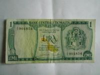 1 Lira, Malta, 1967