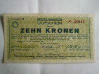 10 Kronen, ČSR-Kraslice, 1918