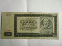 1000 Kč, Ea, P.Č+M, 1942