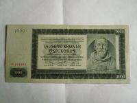 1000 Kč, H, P.Č+M, 1942