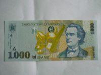 1000 Lei, Rumunsko, 1998