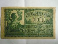 1000 Marek, Kowno, 1918