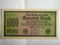 1000 Marek, Německo, 1922