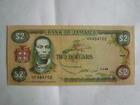 2 Dollar, Jamaica, 1993
