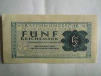 5 Říšských Marek - Wehrmacht, Německo, 1944