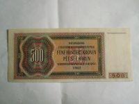 500 Kč, G Brandl, P.Č+M, 1942