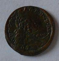 Bavorsko 1 Krejcar 1912 Karel VI.