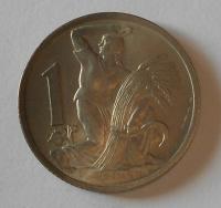 ČSR 1 Koruna 1922