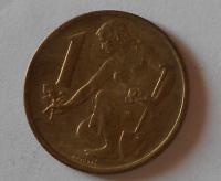 ČSR 1 Koruna 1959