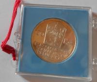 ČSSR 100 Koruna 1986 Mácha, PROOF