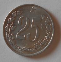 ČSSR 25 Haléř 1963
