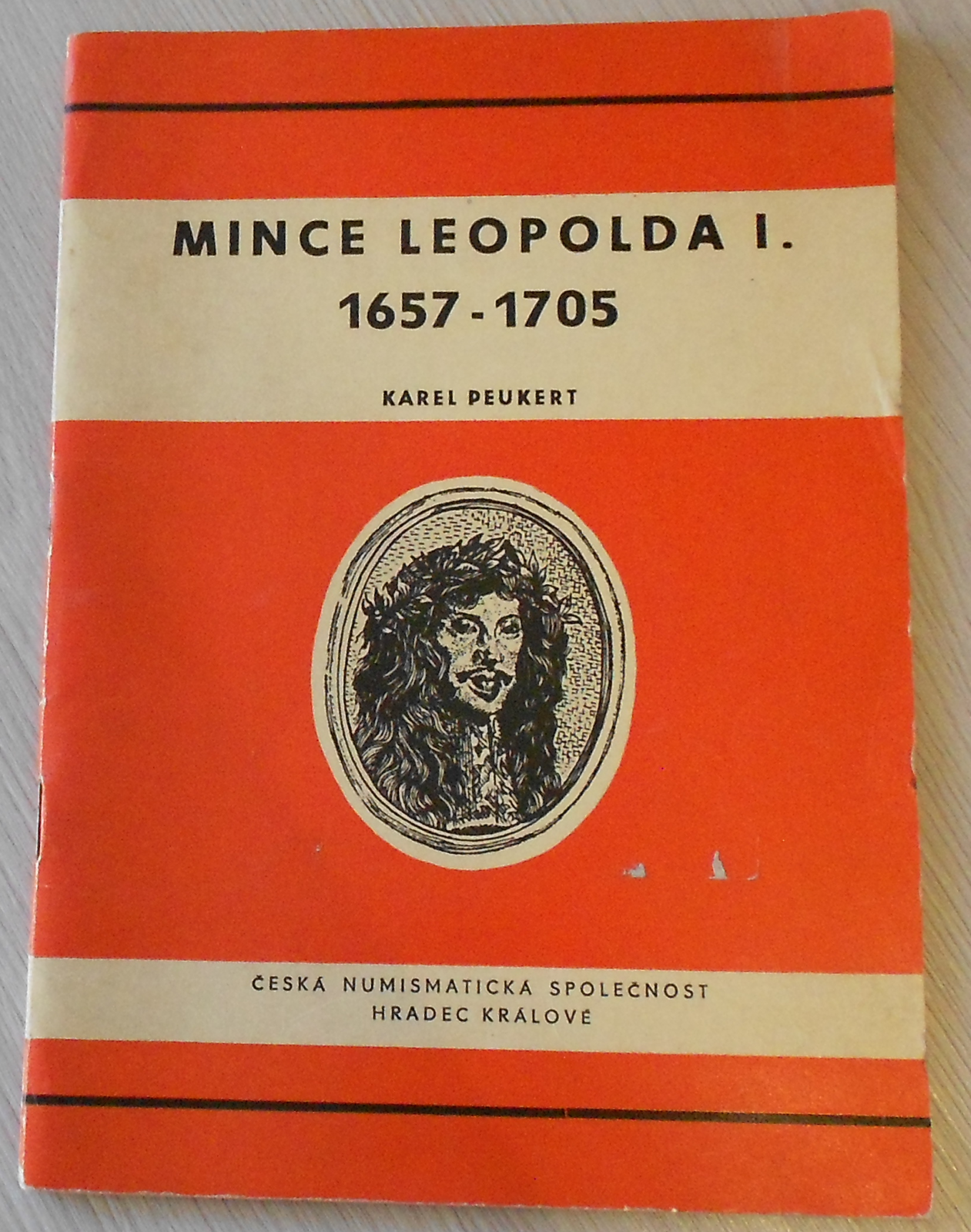 Mince Leopolda I., Karel Paukert, 46 stran