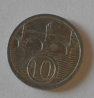 P-Č+M 10 Haléř 1940