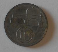 P-Č+M 10 Haléř 1941