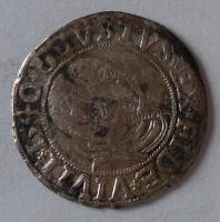 Prusko Groš 1540 Albrecht