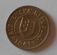 Slovensko 1 Koruna 1941