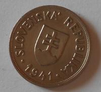 Slovensko 50 Haléř 1941 stav