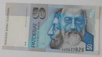 Slovensko 50 Koruna 1.6.1995