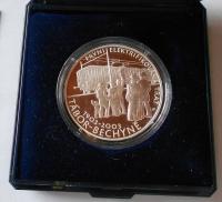 200 Kč(2003-Křižík), stav PROOF, etue + certifikát