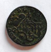 4 Liard 1752 Johan Theodor