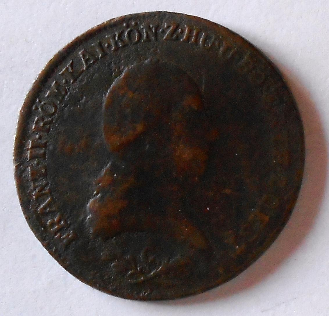 Čechy 6 Krejcar 1800 C Franřišek II.