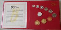 ČSR Sada mincí 2003 proof