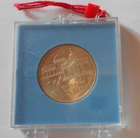ČSSR 50 Koruna 1991 Mar. Lázně, PROOF