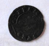 Itálie-Benátky 12 Bagatini 1631-46 Francesco Erizzo