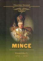 Katalog a ceník mincí Františka I./1792-1835/, V. Novotný