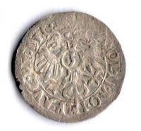 Pfalz 3 Krejcar bez let. 1569-1604 Johan