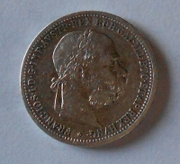 Rakousko 1 Koruna 1894
