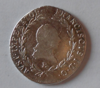 Rakousko 20 Krejcar 1808 E František II.
