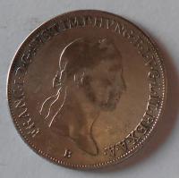 Rakousko 20 Krejcar 1834 B František II.