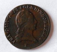 Rakousko 3 Krejcar 1800 E František II.