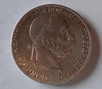 Rakousko 5 Koruna 1907