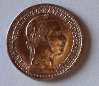 Rakousko 5 Krejcar 1858 M