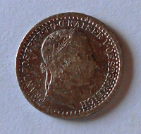 Rakousko 5 Krejcar 1859 A