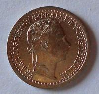 Rakousko 5 Krejcar 1859 A stav