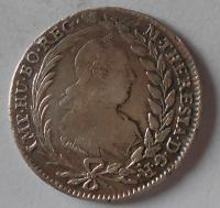 Rakousko ICFA 20 Krejcar 1776 Marie Terezie