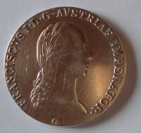 Rakousko Tolar Konvenční 1821 G František II.
