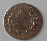 Rakousko-Vídeň 20 Krejcar 1765 Marie Terezie