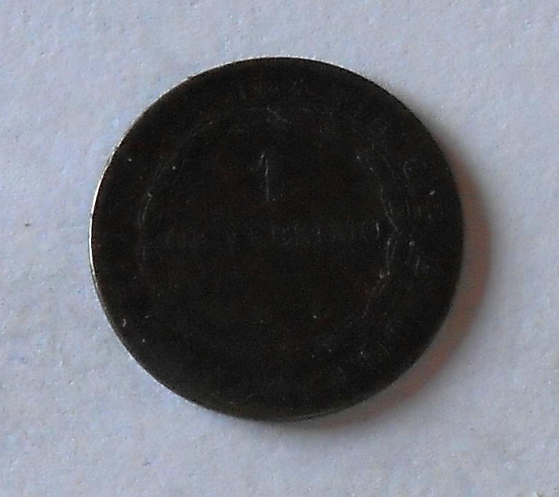 Sardinie 1 Cent 1826 P