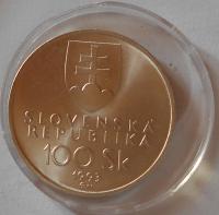 Slovensko 100 Koruna 1993