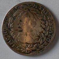 Uhry 20 Krejcar 1771 Marie Terezie